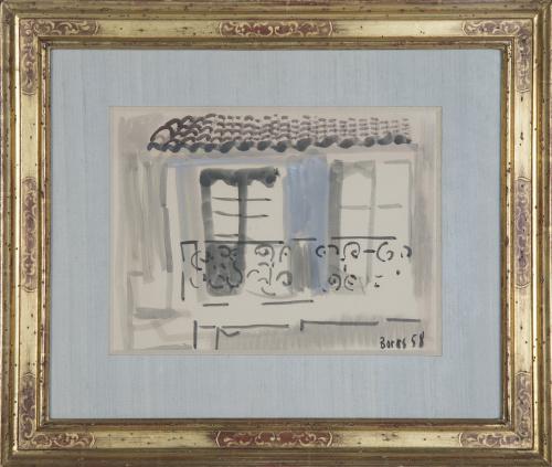 FRANCISCO BORES (Madrid, 1898 - París, 1972), FRANCISCO BOR