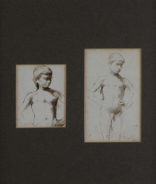 MARIANO FORTUNY Y MARSAL  (Reus, Tarragona, 1838-Roma, 1874