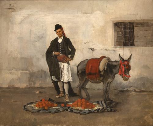EDUARDO ROSALES GALLINAS (Madrid, 1836-1873), EDUARDO ROSAL