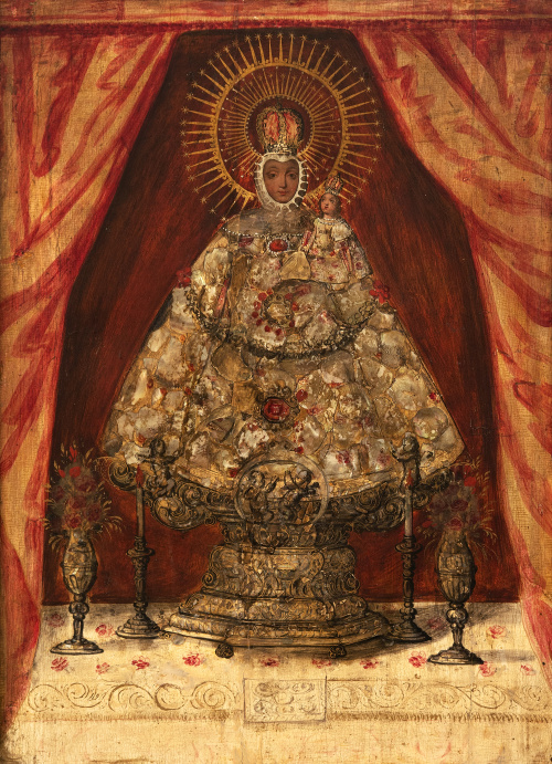 VIRREINATO DE NUEVA ESPAÑA, FF. SIGLO XVII- PP. SIGLO XVIII