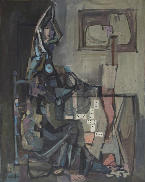 JOSÉ CABALLERO (Huelva, 1913 - Madrid, 1991), JOSÉ CABALLER