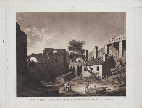 FERNANDO BRAMBILLA (1763-1834) Y JUAN GÁLVEZ (1174-1847)Ru