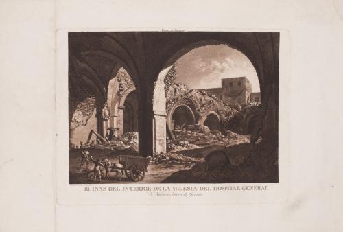 FERNANDO BRAMBILLA (1763-1834) Y JUAN GÁLVEZ (1774-1847)Ru