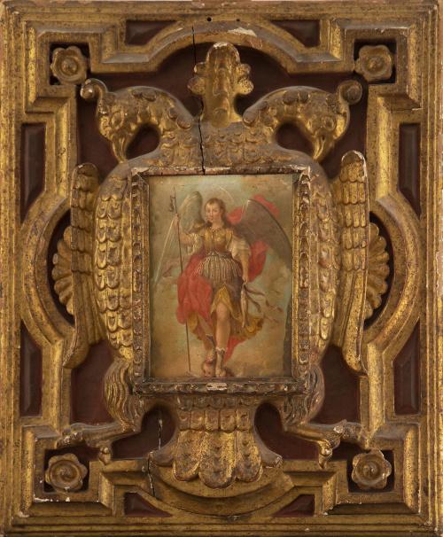 ESCUELA MEXICANA, SIGLO XVIIISan Rafael