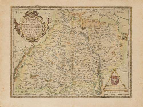 ABRAHAM ORTELIUS (1527-1598), ABRAHAM ORTELIUS (1527-1598)
