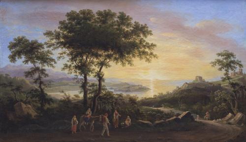 GIUSEPPE GHERARDI (1788/90-1884), GIUSEPPE GHERARDI (1788/9