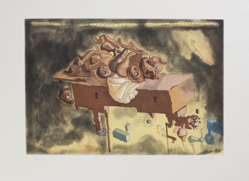 JORGE CASTILLO (Pontevedra, 1933), JORGE CASTILLO (Ponteved
