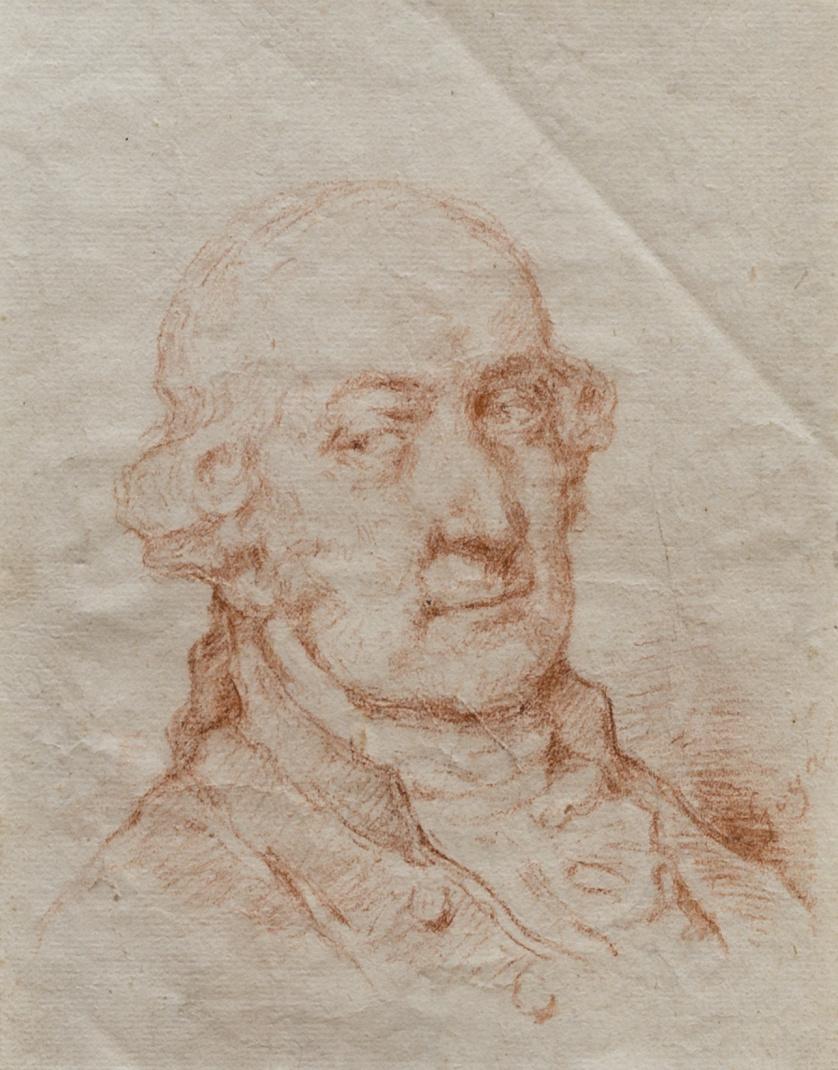 ESCUELA ESPAÑOLA, h. 1800Retrato del Infante Antonio María