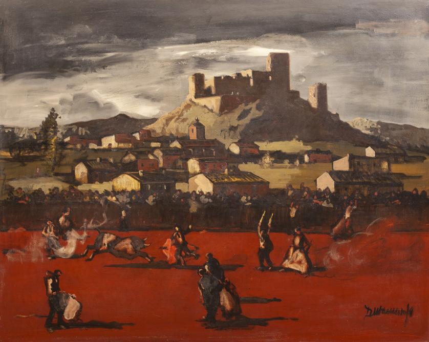 RAFAEL DURANCAMPS (Sabadell, 1891 - Barcelona, 1979), RAFAE