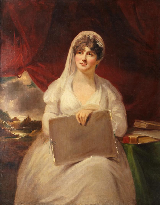 JOHN JAMES MASQUERIER (1778 - 1855), JOHN JAMES MASQUERIER