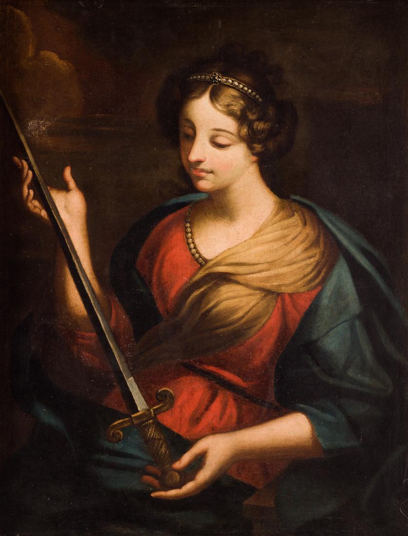 ESCUELA ITALIANA, H. 1700, ESCUELA ITALIANA, H. 1700Judith