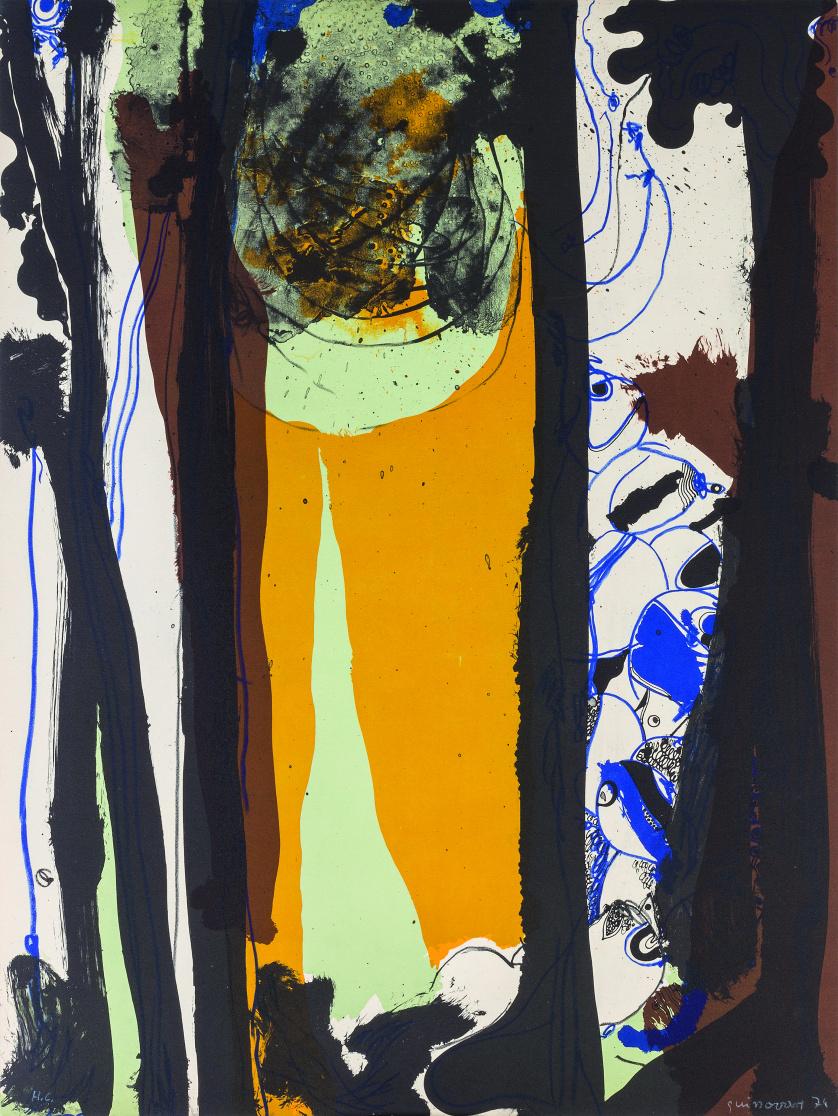 JOSEP GUINOVART (Barcelona, 1927 - 2007), JOSEP GUINOVART (