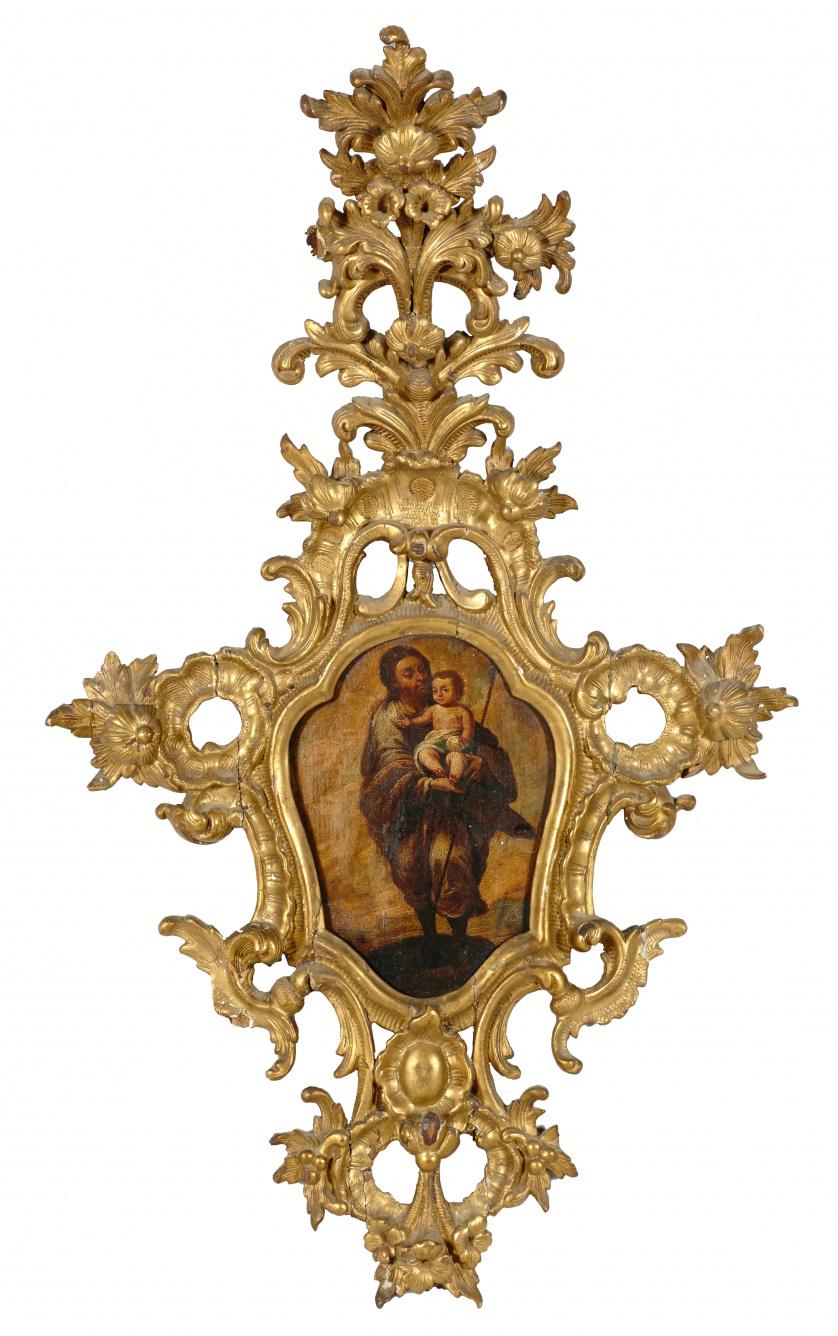 ESCUELA ANDALUZA, H. 1700San José