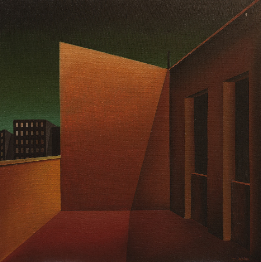 ILLÁN ARGÜELLO (Madrid, 1968), ILLÁN ARGÜELLO (Madrid, 1968