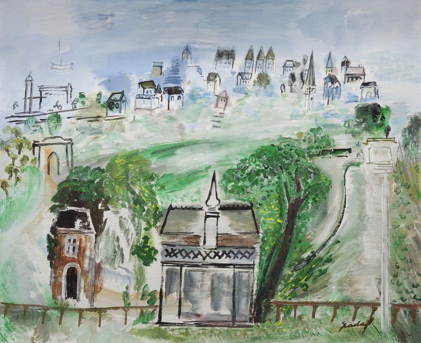 CARLOS NADAL (París, 1917 - Barcelona, 1998), CARLOS NADAL