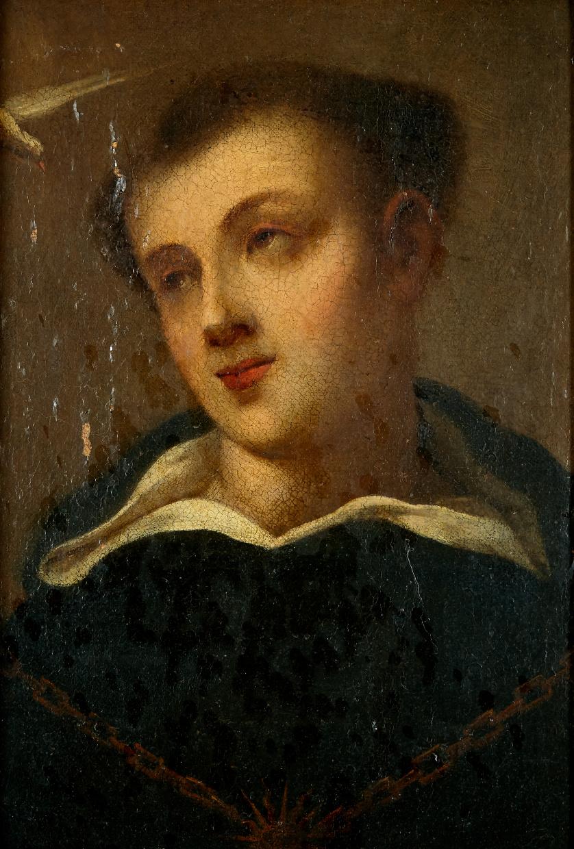 SEGUIDOR DE VICENTE BERDUSÁN (Escuela española, siglo XVII)
