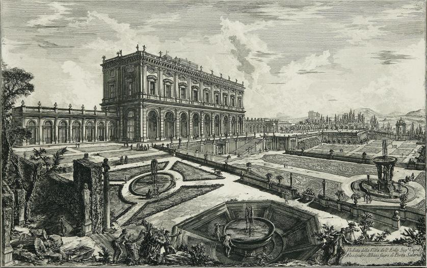 GIOVANNI BATTISTA PIRANESI (1720-1778), GIOVANNI BATTISTA P