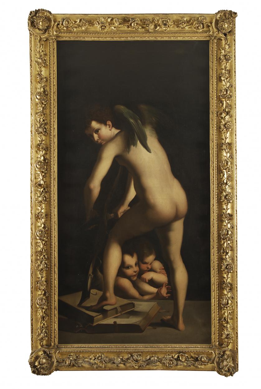 MARÍA CRISTINA DE BORBÓN (Palermo, 1806 - Francia, 1878), M