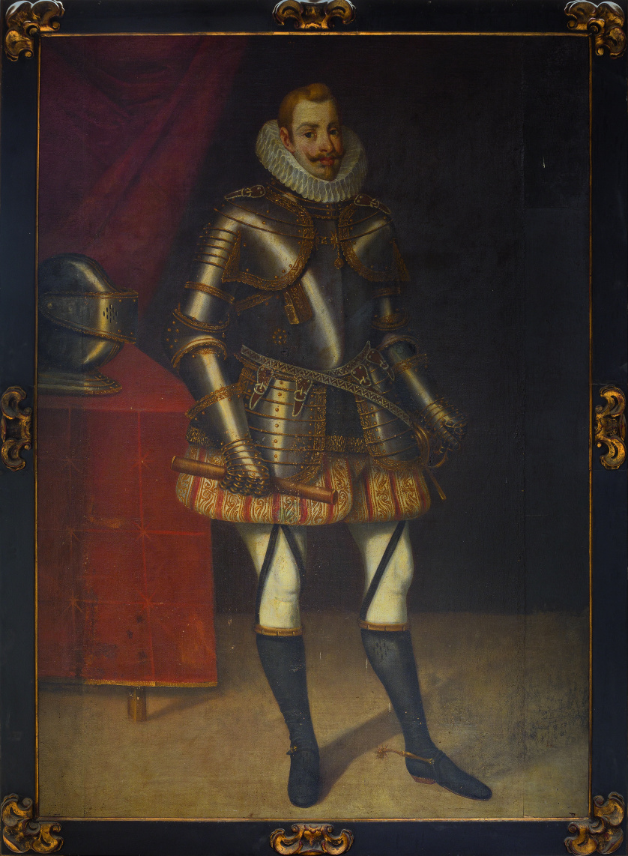 ESCUELA ESPAÑOLA, SIGLO XVIIRetrato de Felipe III