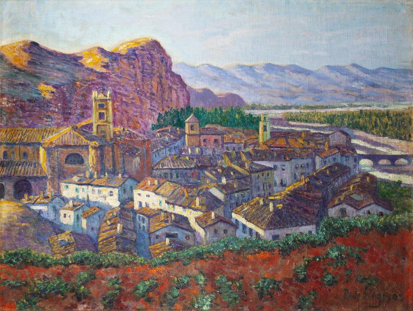 DARÍO DE REGOYOS (Asturias, 1857-Barcelona, 1913), DARÍO DE