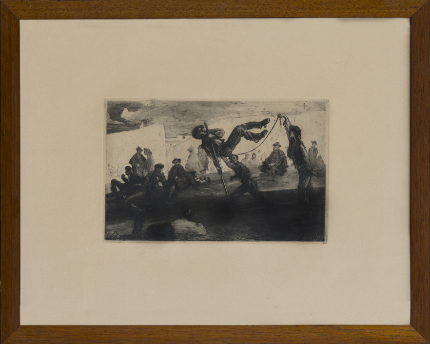 RICARDO BAROJA NESSI (Huelva, 1871-Navarra, 1953), RICARDO
