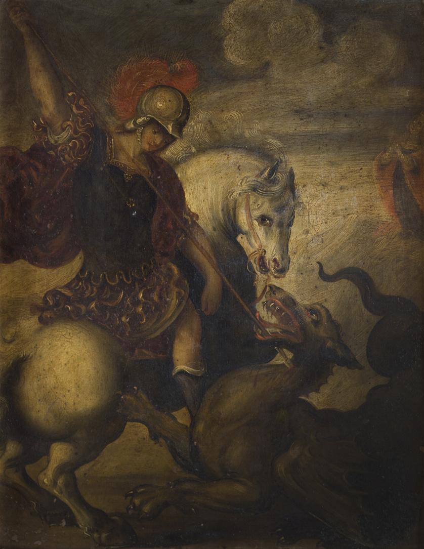 ESCUELA ESPAÑOLA, SIGLO XVII, ESCUELA ESPAÑOLA, SIGLO XVII