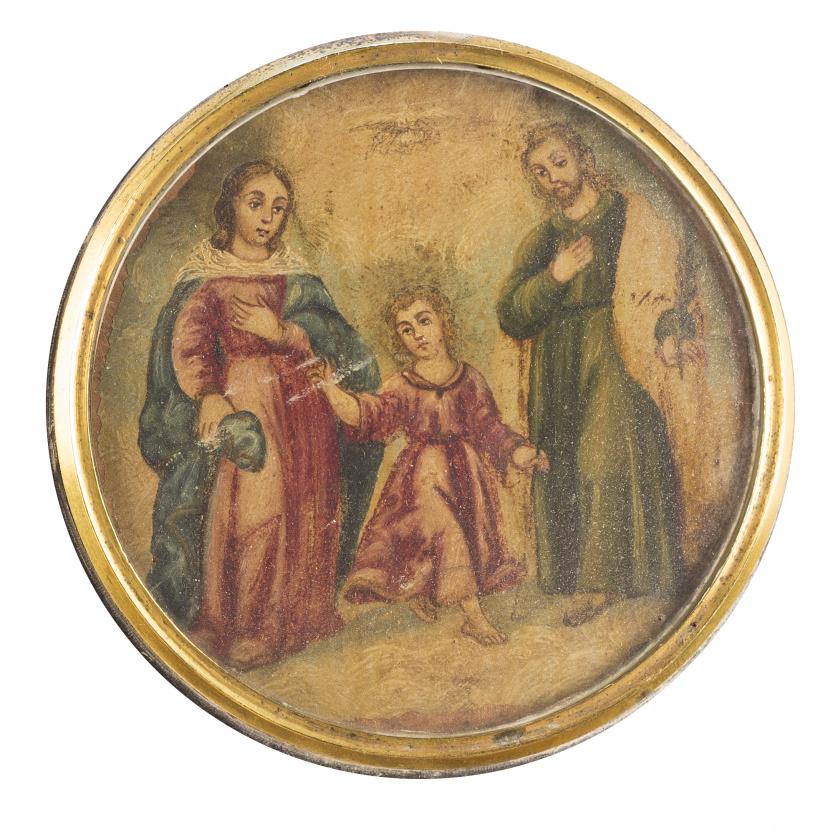 ESCUELA ESPAÑOLA, H. 1800, ESCUELA ESPAÑOLA, H. 1800Sagr