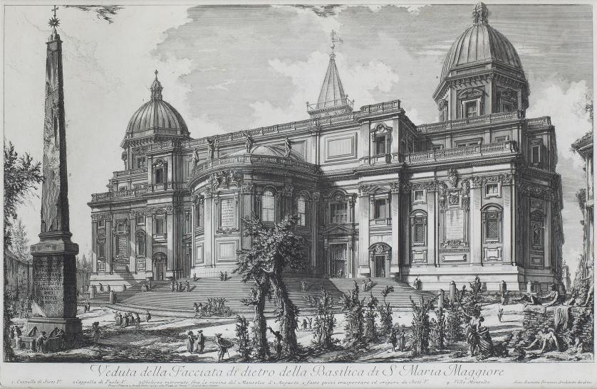 GIOVANNI BATTISTA PIRANESI (1720- 1778), GIOVANNI BATTISTA