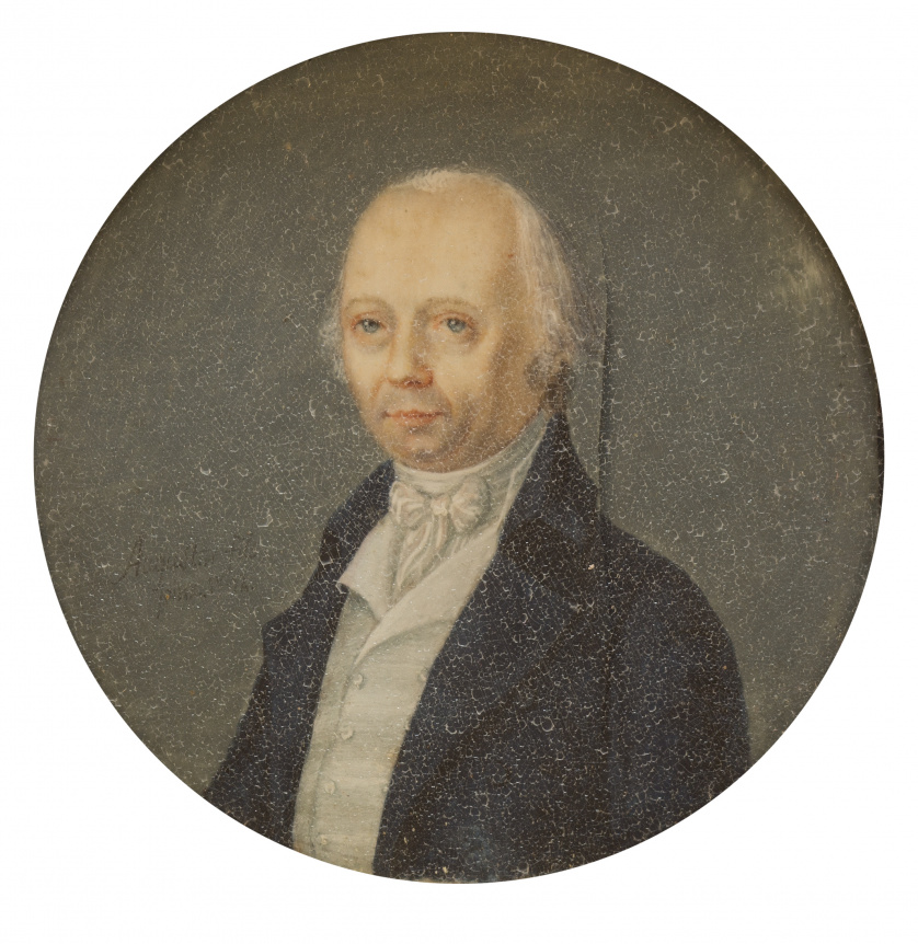 CHARLES- HENRI AUGUSTIN DUBOURG (1779- 1819) también llamad