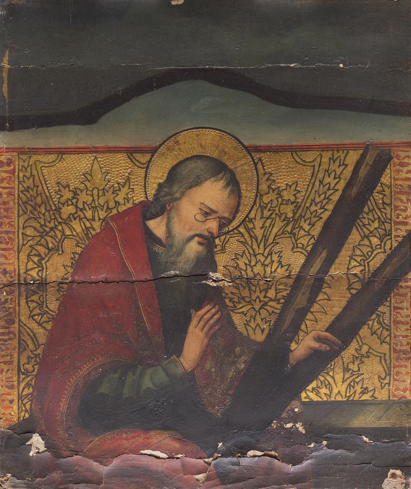 MAESTRO DEL PORTILLO (Pintor vallisoletano, primer cuarto d