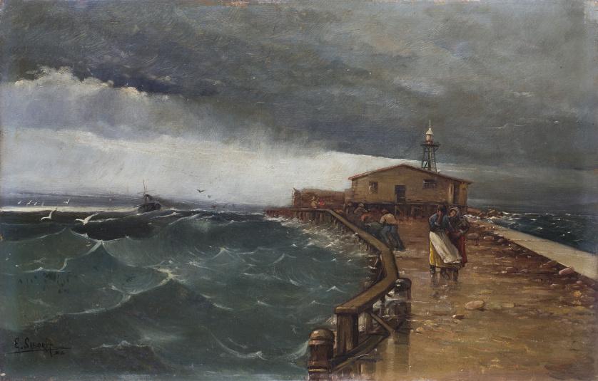 ENRIQUE SABORIT Y AROSA (Valencia, 1869-1928), ENRIQUE SABO