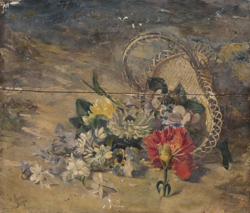 ANTONIO APARICI SOLANICH (Valencia, siglo XIX), ANTONIO APA