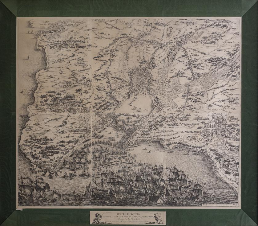 JACQUES CALLOT (Escuela francesa, siglo XVII), JACQUES CALL
