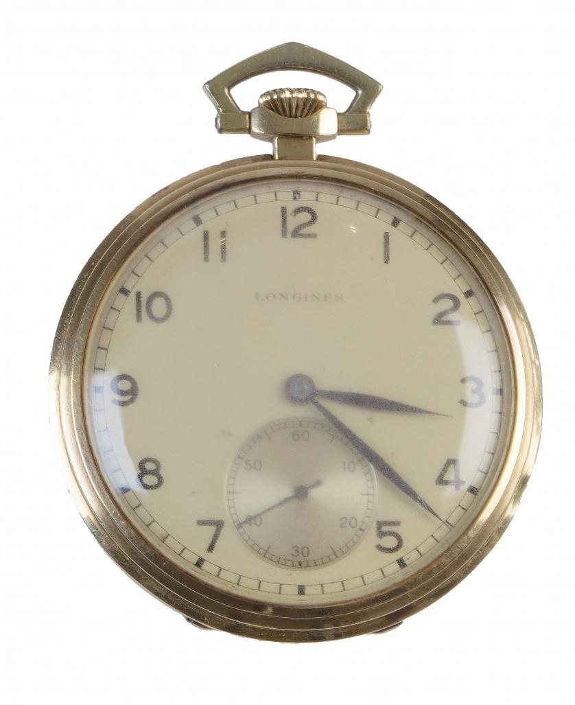 Reloj Lepin LONGINES nª6500027en oro de 18K