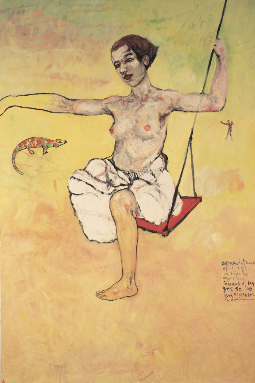 CARLOS QUINTANA (La Habana, 1966), CARLOS QUINTANA (La Haba