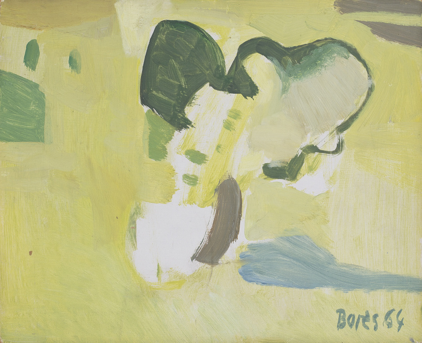 FRANCISCO BORES (Madrid, 1898 - París, 1972), FRANCISCO BOR