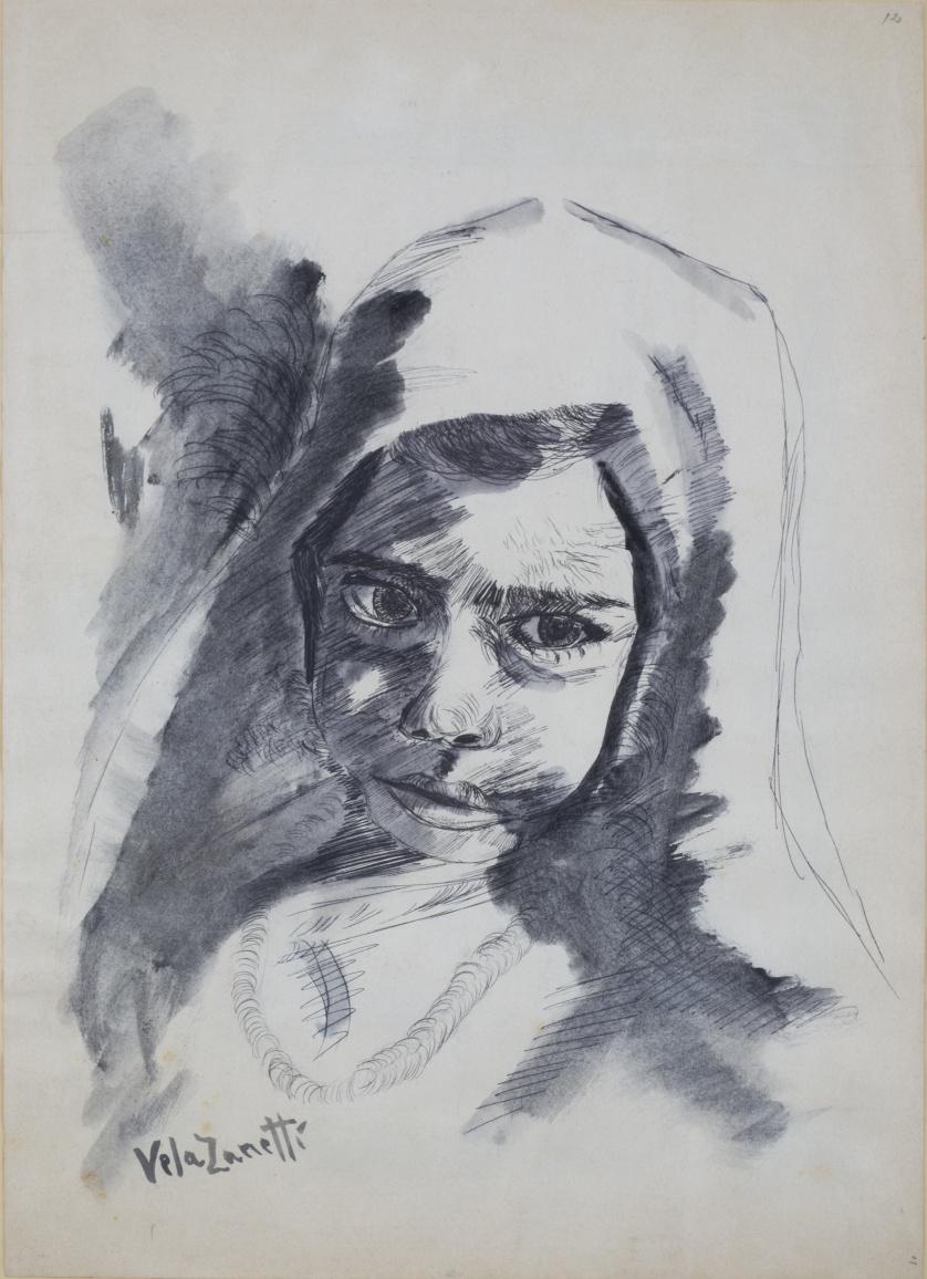 JOSÉ VELA ZANETTI (Milagros, Burgos, 1913 - Burgos, 1999),