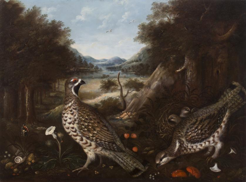 JOHANN SEITZ (Austria, 1734- 1816), JOHANN SEITZ (Austria,