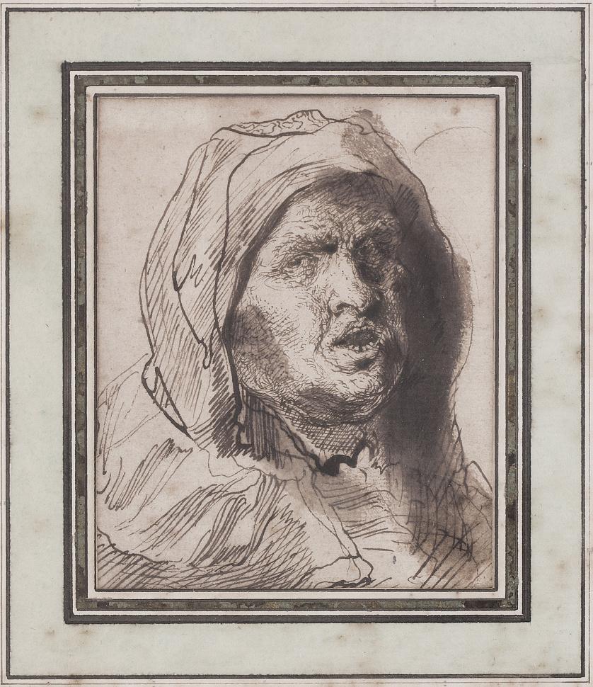 SEGUIDOR DE PSEUDO VAN VENNE (Escuela holandesa, siglo XVII