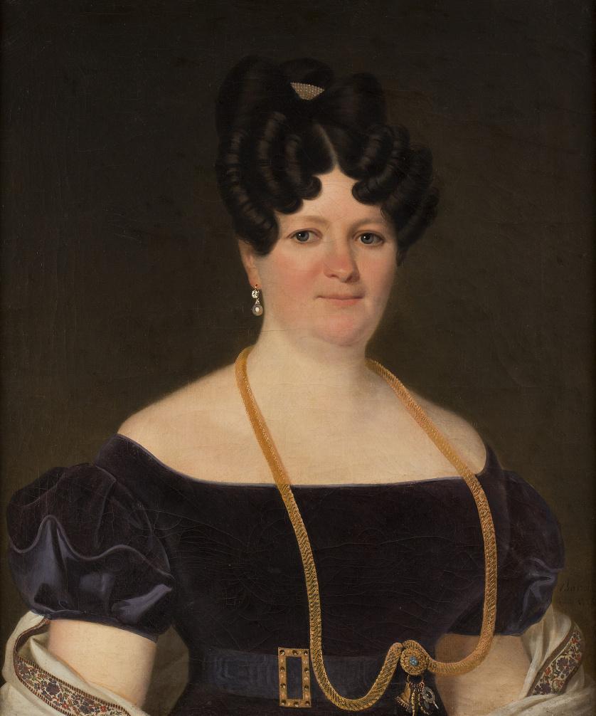 JEAN PIERRE FRÉDÉRIC BARROIS (1786-c.1841), JEAN PIERRE FRÉ