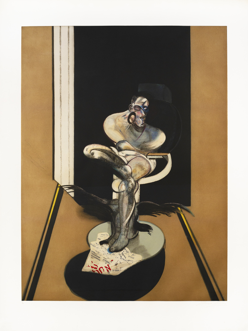 FRANCIS BACON (Dublín, 1909 - Madrid, 1992), FRANCIS BACON