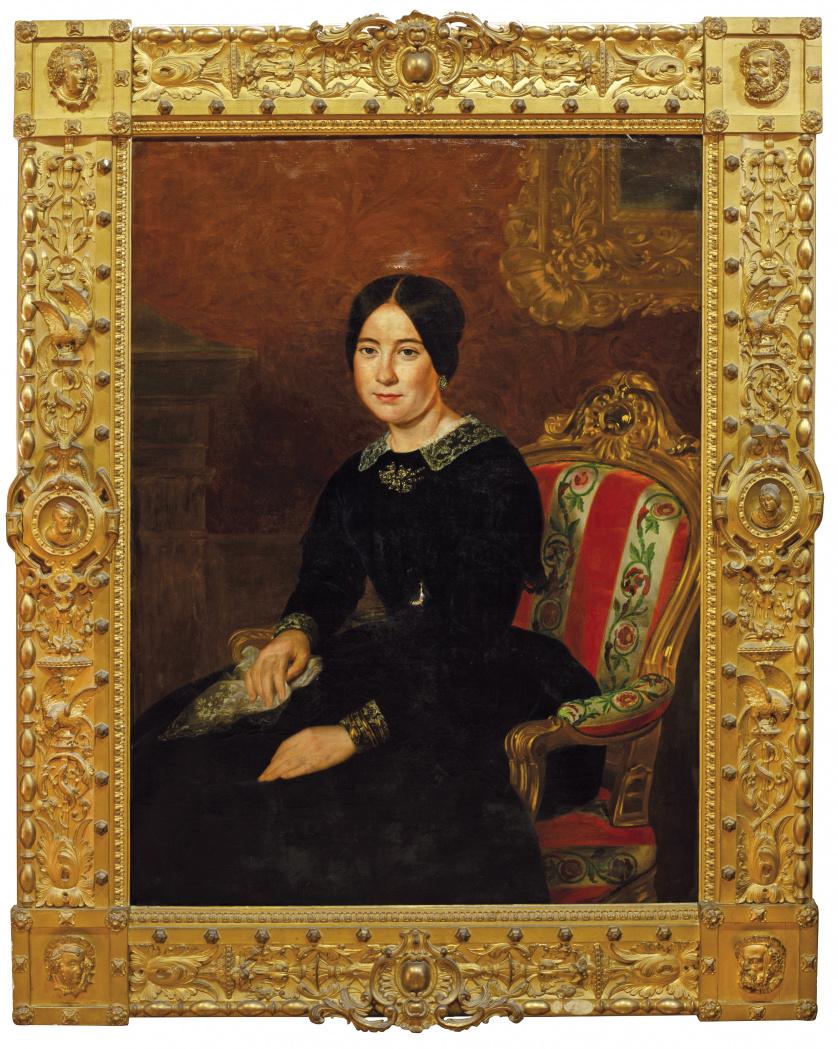 RAFAEL TEGEO DÍAZ  (Caravaca de la Cruz, 1798 - Madrid1856)