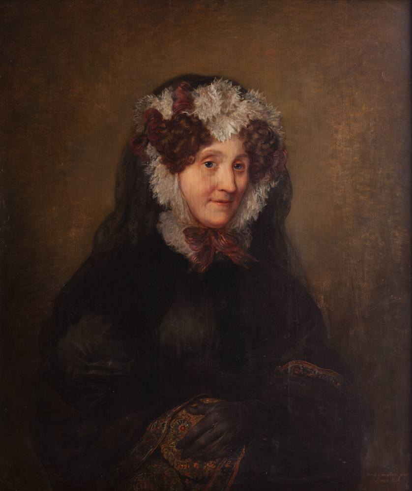 FERDINANDO CAVALLERI (Turín, 1794- Roma, 1865), FERDINANDO