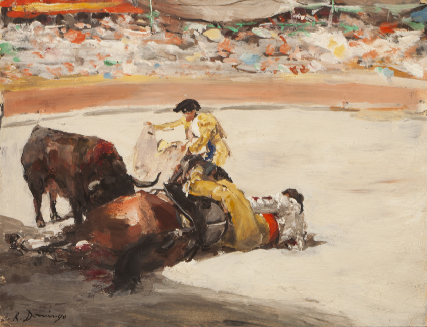 ROBERTO DOMINGO FALLOLA (París, 1883-Madrid, 1956), ROBERTO