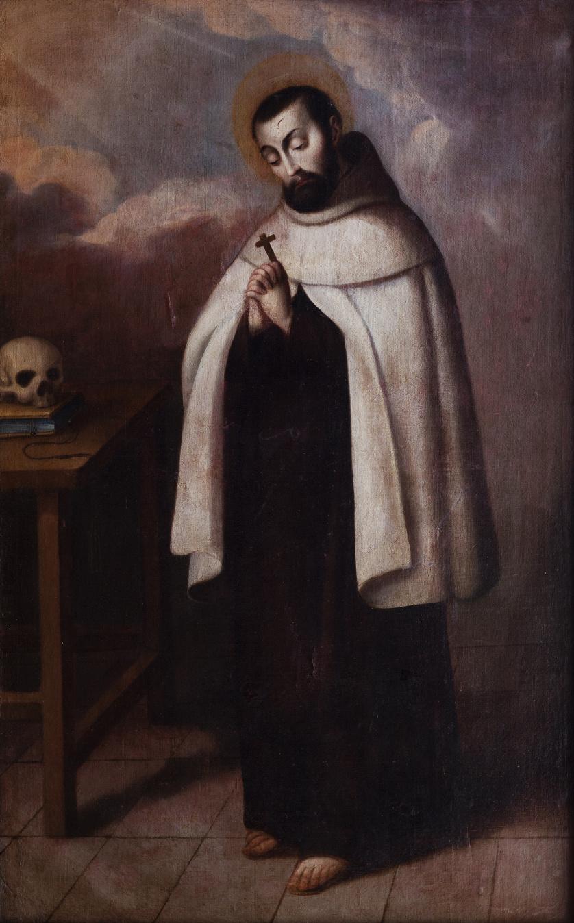 ANDRÉS DE BARRAGÁN (Virreinato de Nueva España, siglo XVIII