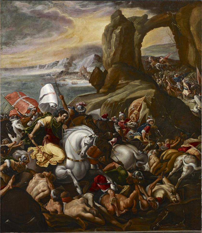 ORAZIO BORGIANNI (Roma, h. 1575-1616), ORAZIO BORGIANNI (Ro