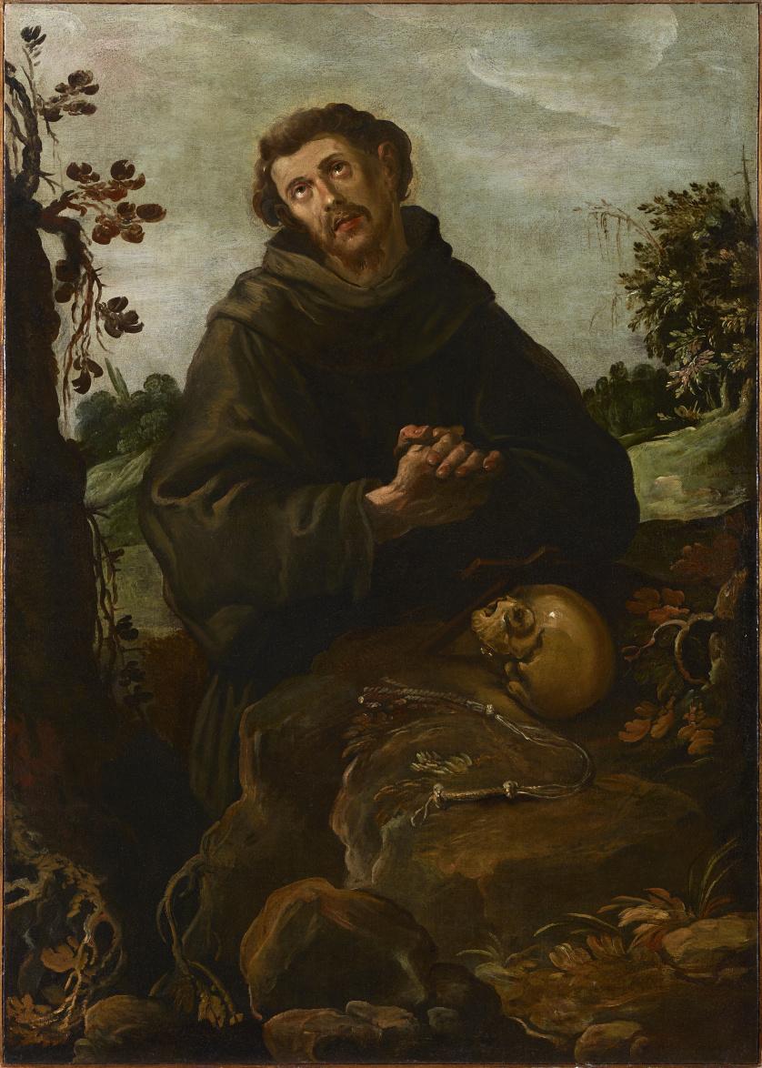 FRANCISCO HERRERA EL VIEJO (Sevilla, c. 1588 - Madrid, 1654