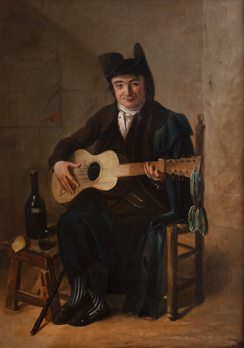 BARTOLOMÉ MONTALVO (Sangarcía, Segovia, 1769- Madrid, 1846)