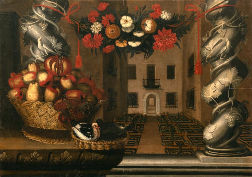 CÍRCULO DE BERNARDO POLO (Escuela valenciana, siglo XVII)