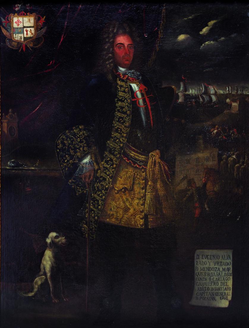 VIRREINATO DE NUEVA GRANADA, PRIMERA MITAD DEL SIGLO XVIII